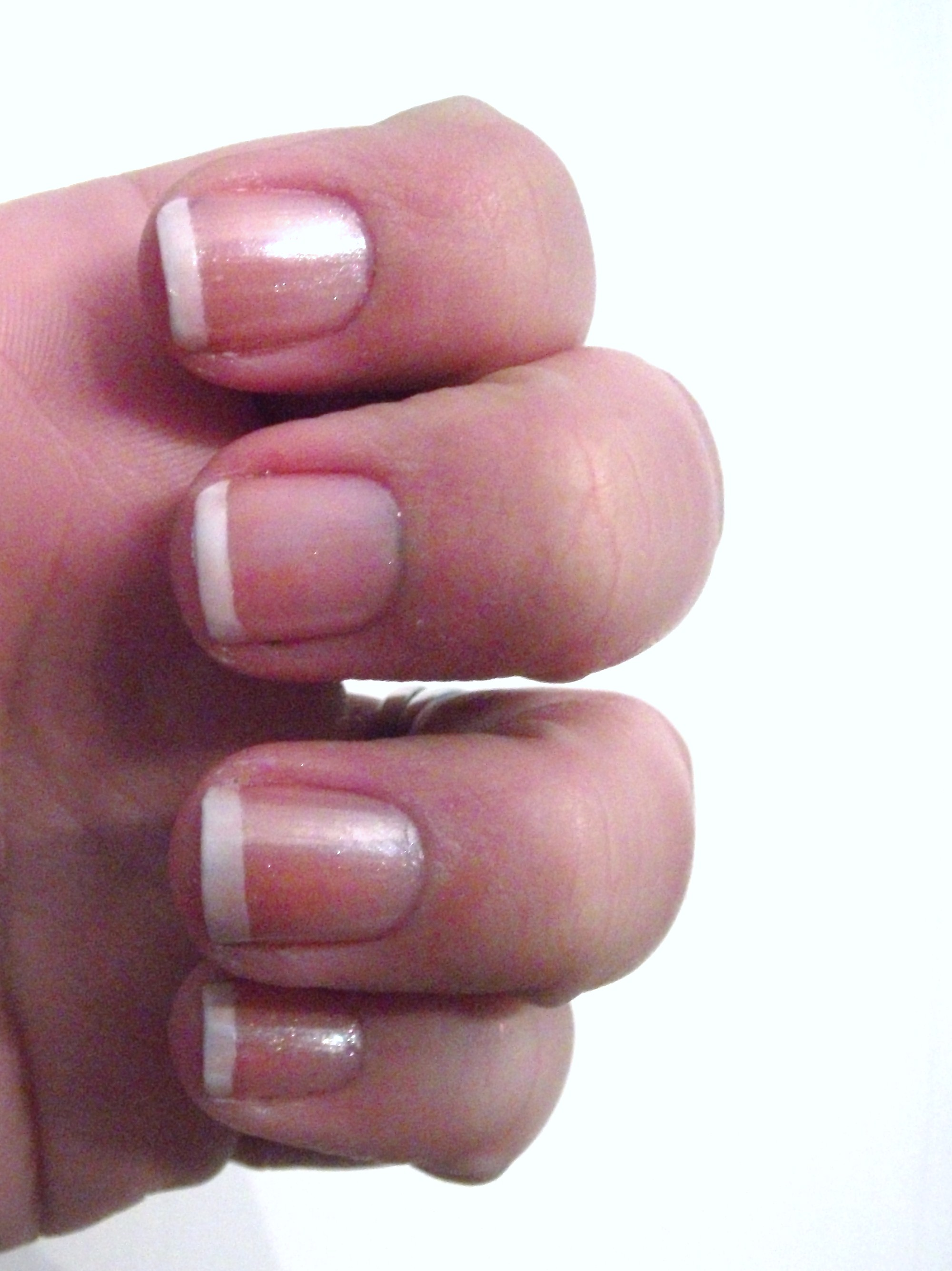 What do guys like? French tips! | Polish Me, Please!