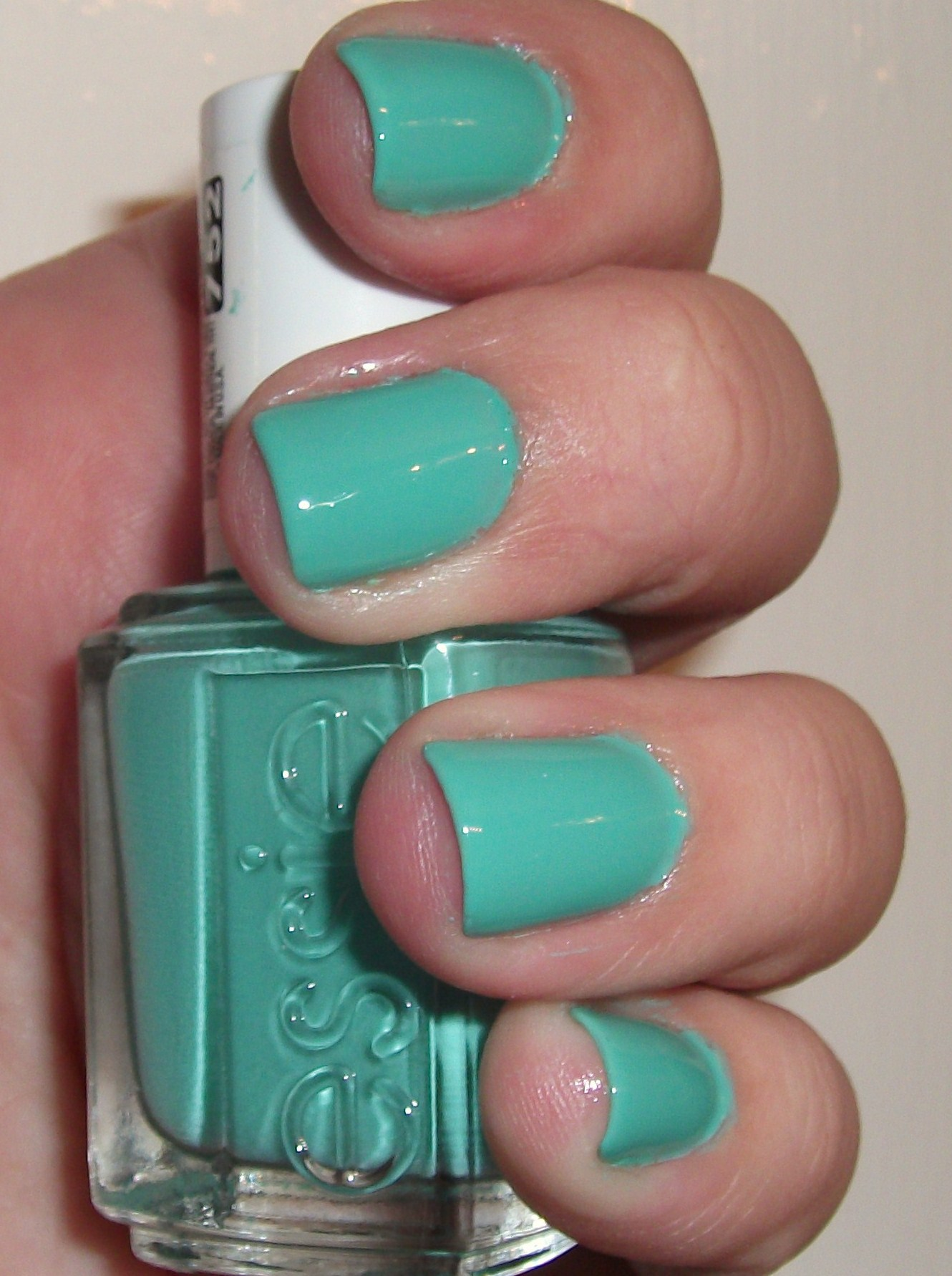 Essie Turquoise and Caicos Review | Polish Me, Please!