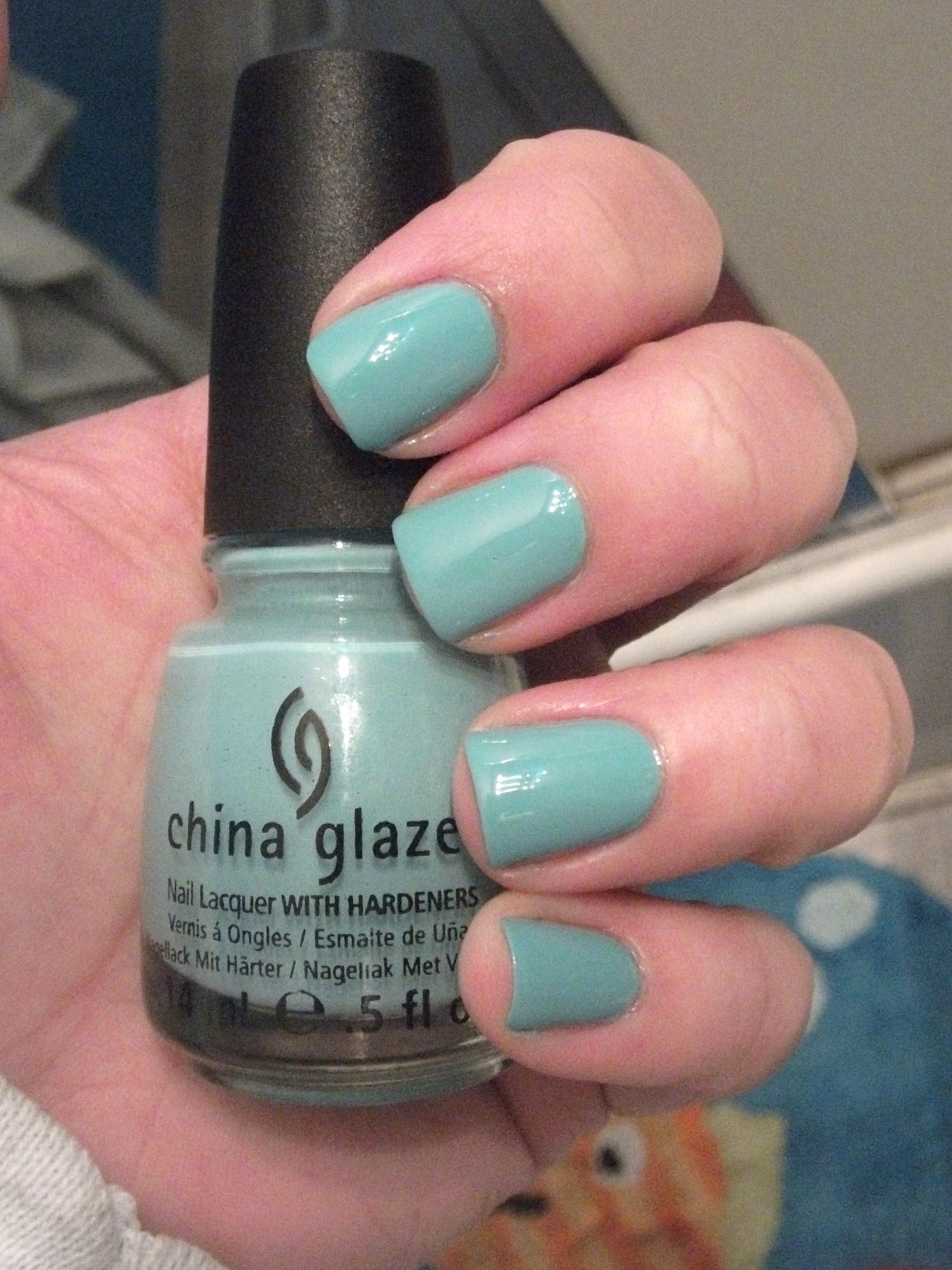 China Glaze Nail Polish For Audrey – Papillon Day Spa