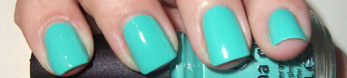 China Glaze Aquadelic Review and Comparisons