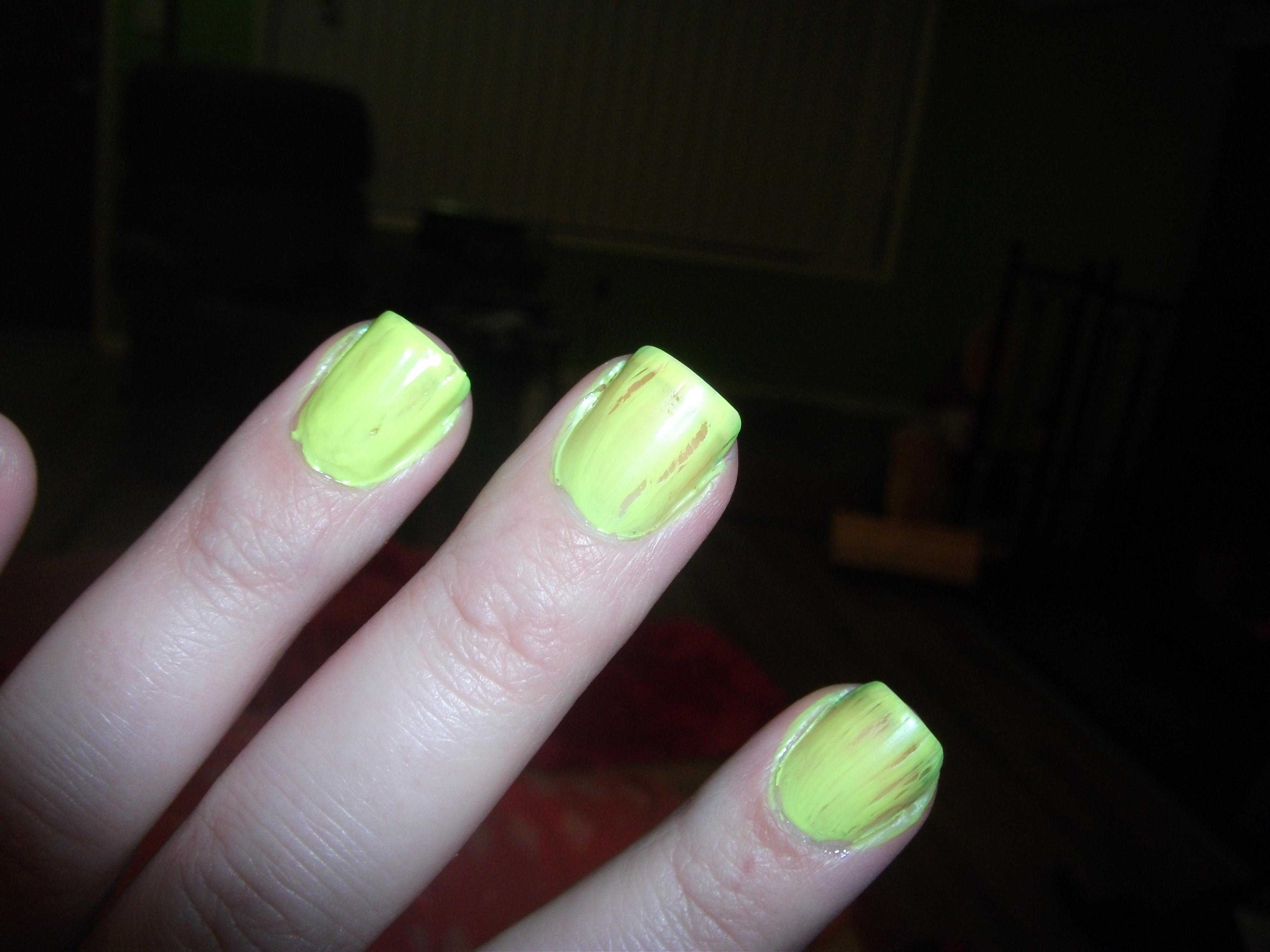 ELF Nail Polish- Nail Fail   Polish Me, Please!