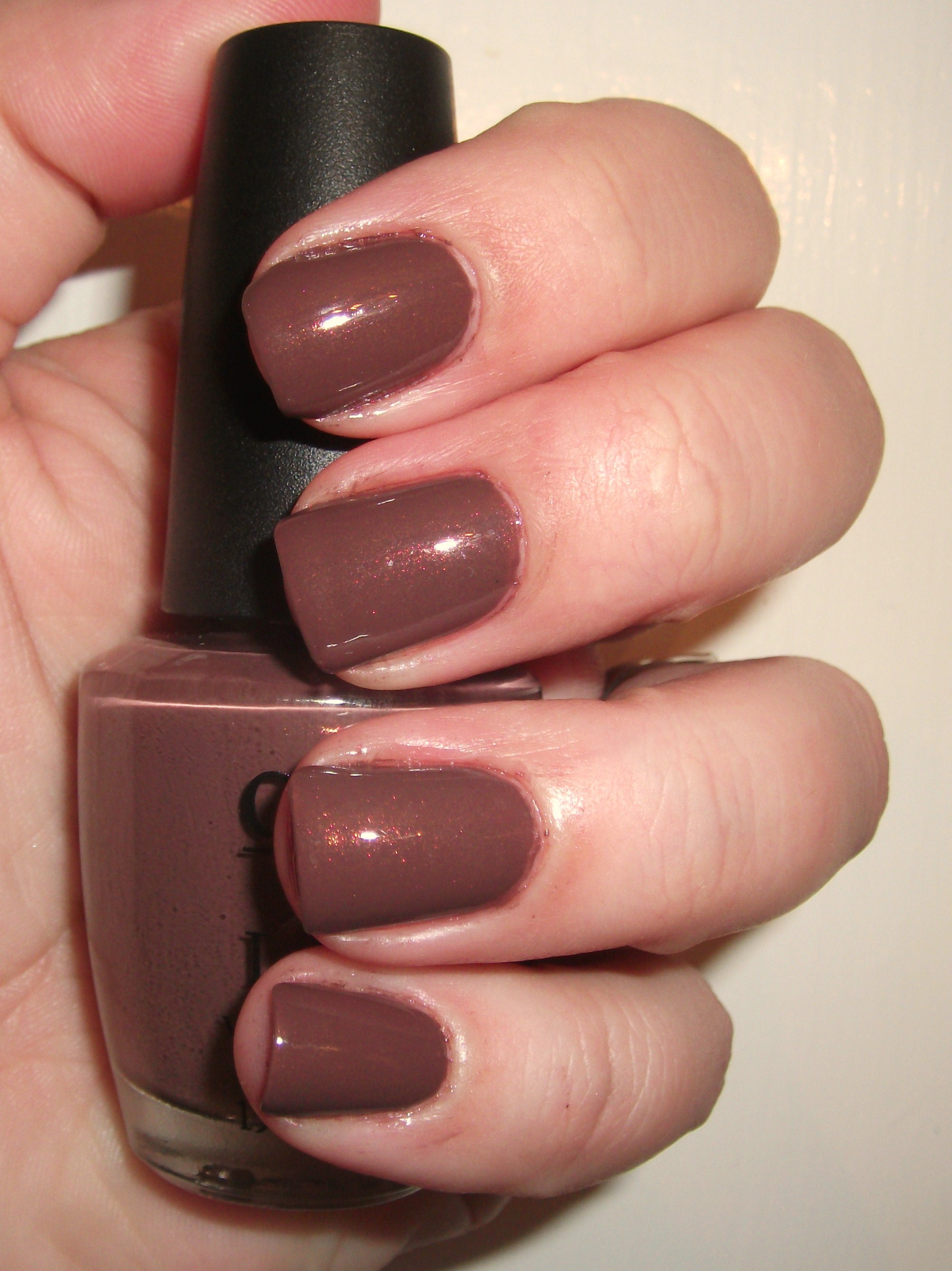 Opi Wooden Shoe Like To Know See Why You Need This Brown Polish Me Please
