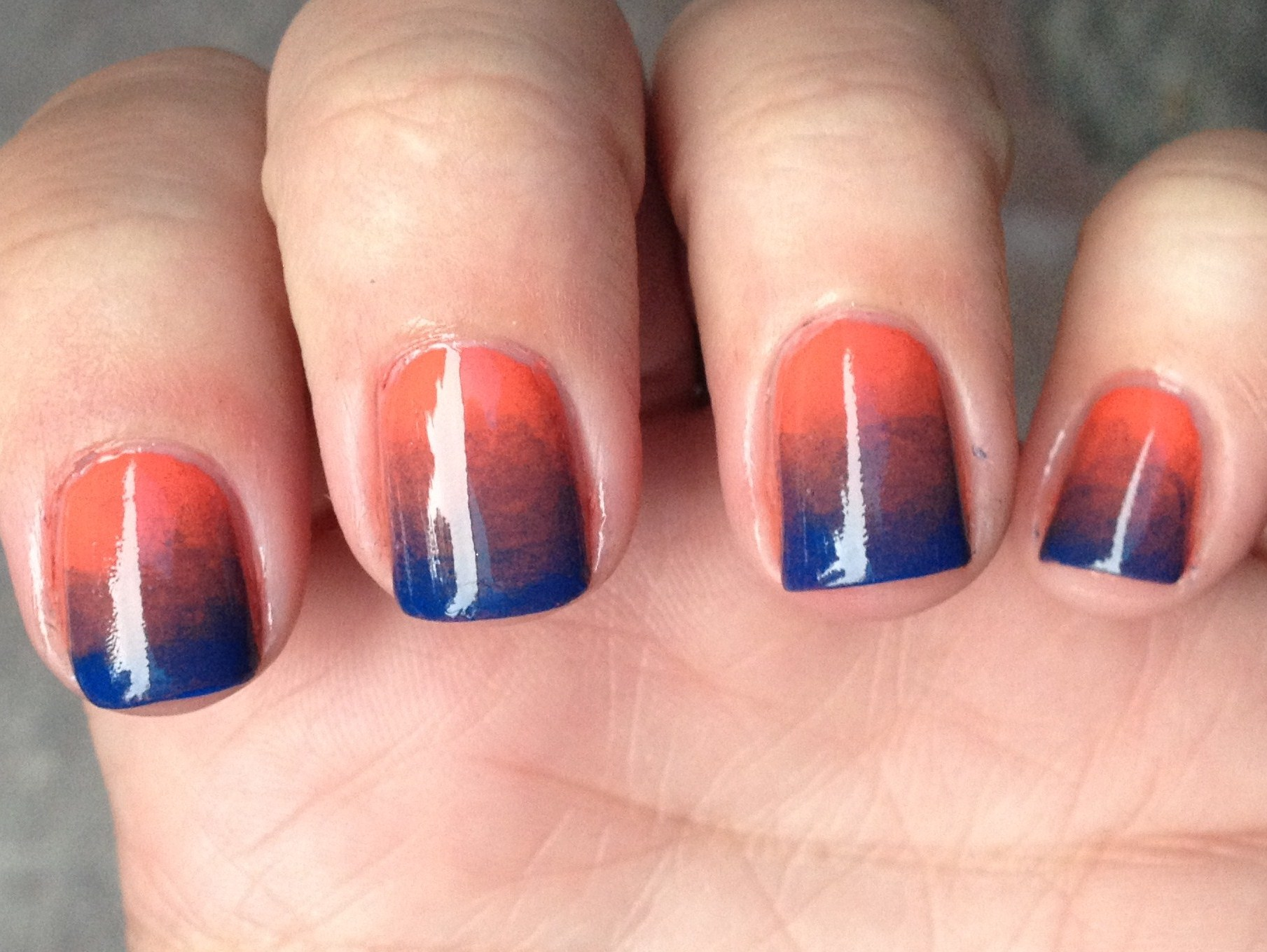 Camping Nails Day 1.5-3 ;) | Polish Me, Please!