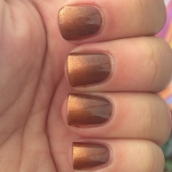 Image result for nails brown gradient