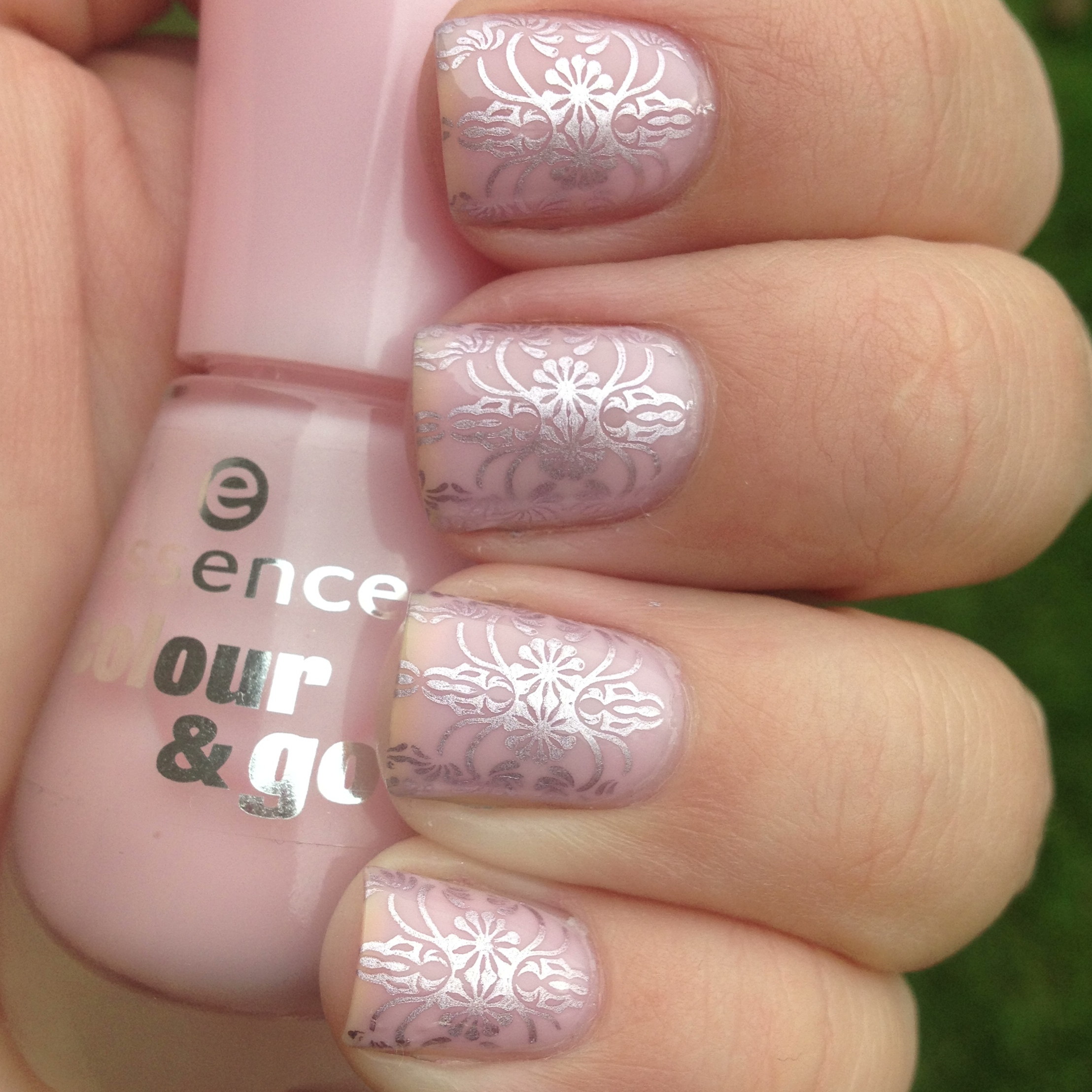 Essence Sweet As Candy Nail Art and Review | Polish Me, Please!