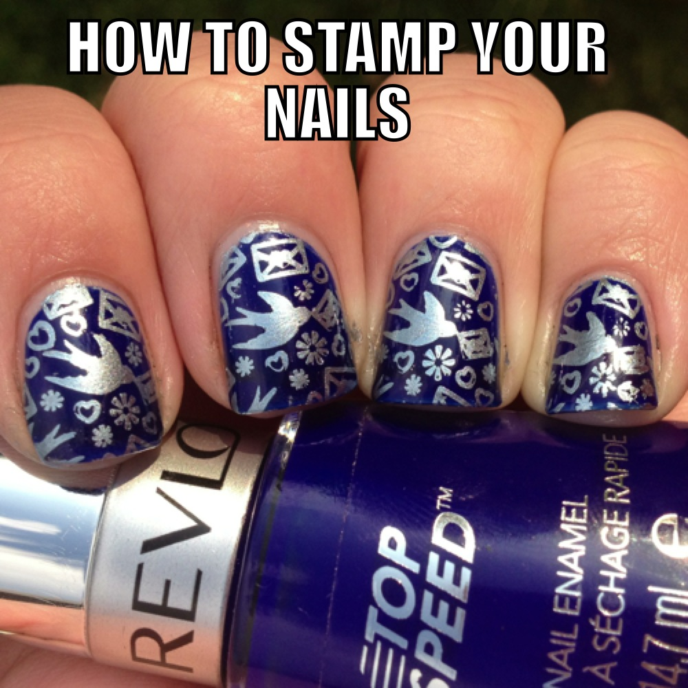How To Successfully Stamp Your Nails | Polish Me, Please!