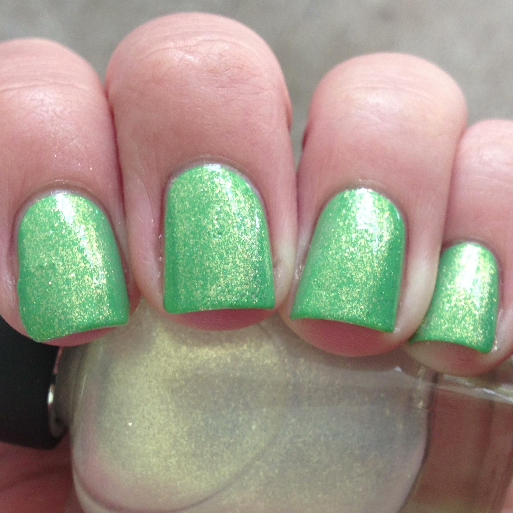 Sally Hansen Debu-Tint- My New Favorite Layering Polish! | Polish Me ...