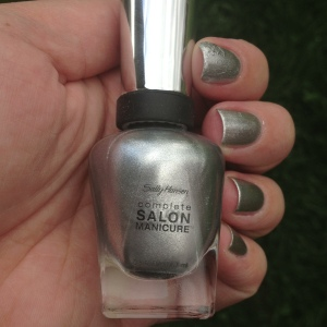 Sally Hansen Complete Salon Manicure Hi Ho Silver & Gilty Party