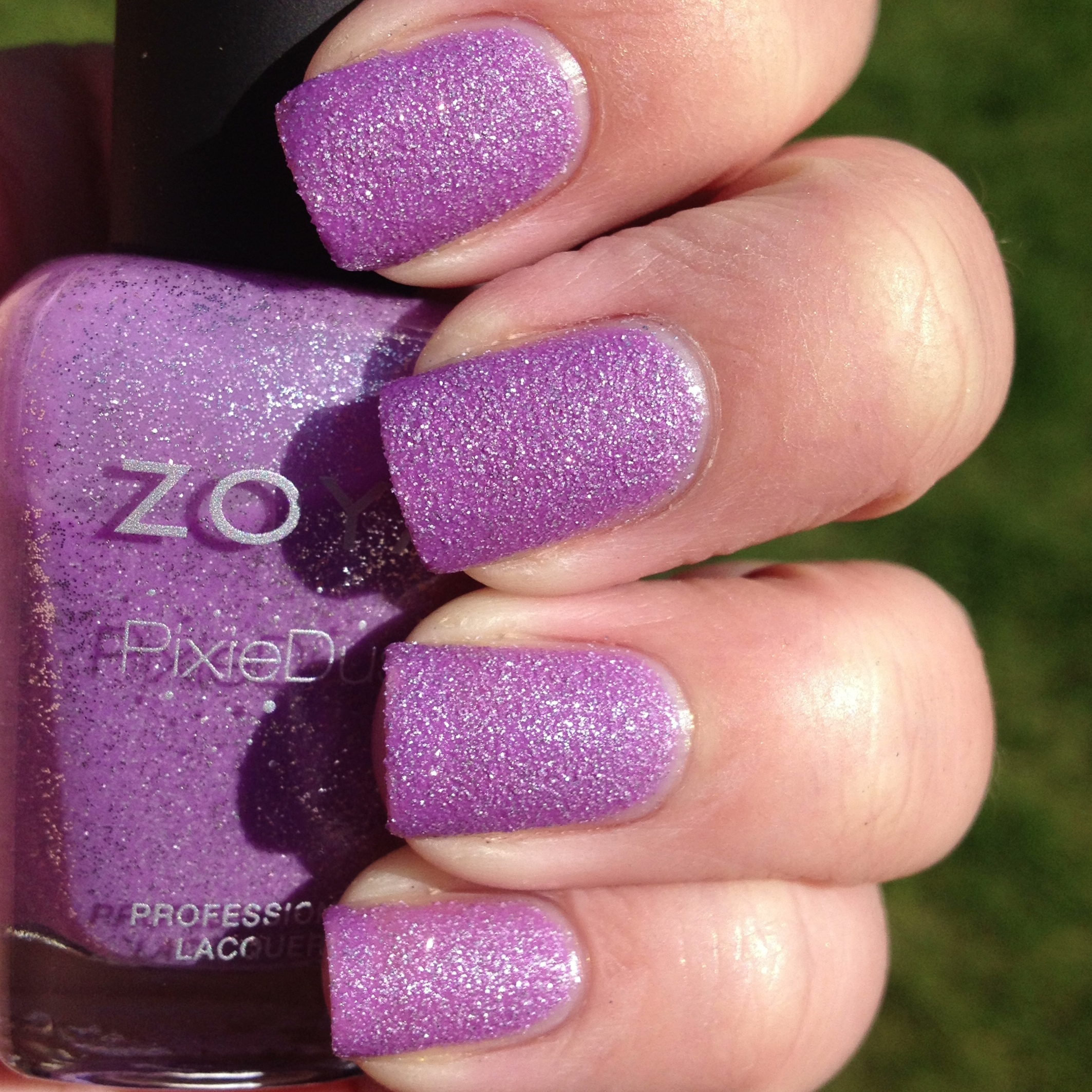 Zoya Summer 2013 Pixie Dust Collection The Matte Sparkle Polishes
