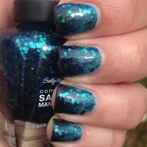 Unda Da Sea Gradient Nails 3