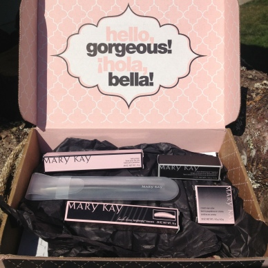 Mary Kay Vox Box Review